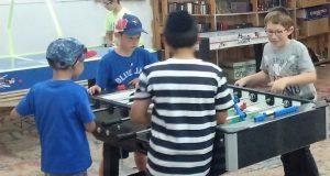 boys gameroom